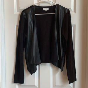 Calvin Klein sweater/jacket
